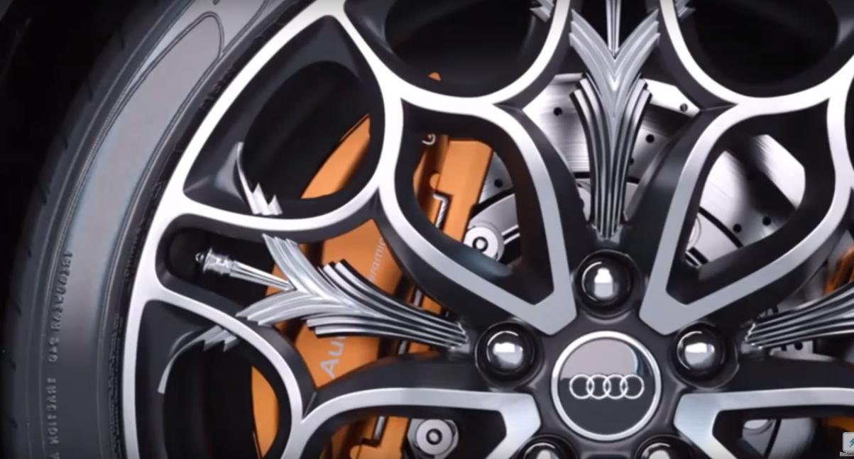 Square Enix And Audi Partner For Final Fantasy Xv Audi R8