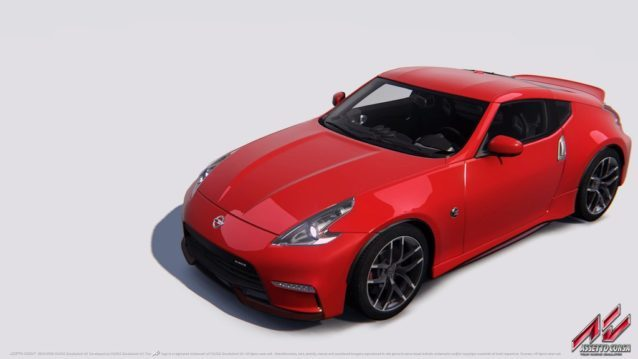Assetto Corsa Japanese Car Pack 370Z Nismo 4