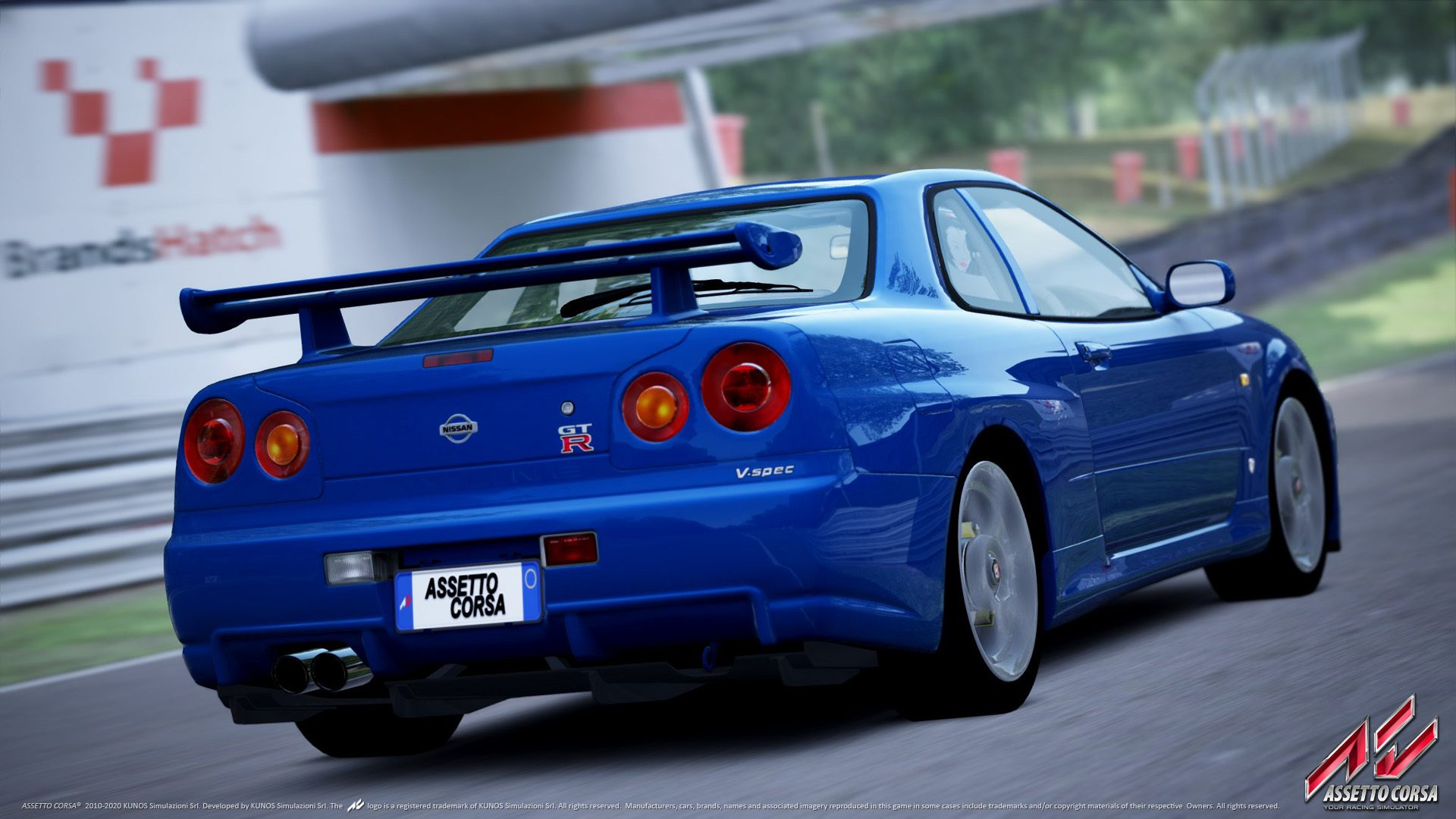 Japanese Car Pack Available Now For Assetto Corsa