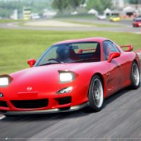 Assetto Corsa Japanese Car Pack RX-7 2