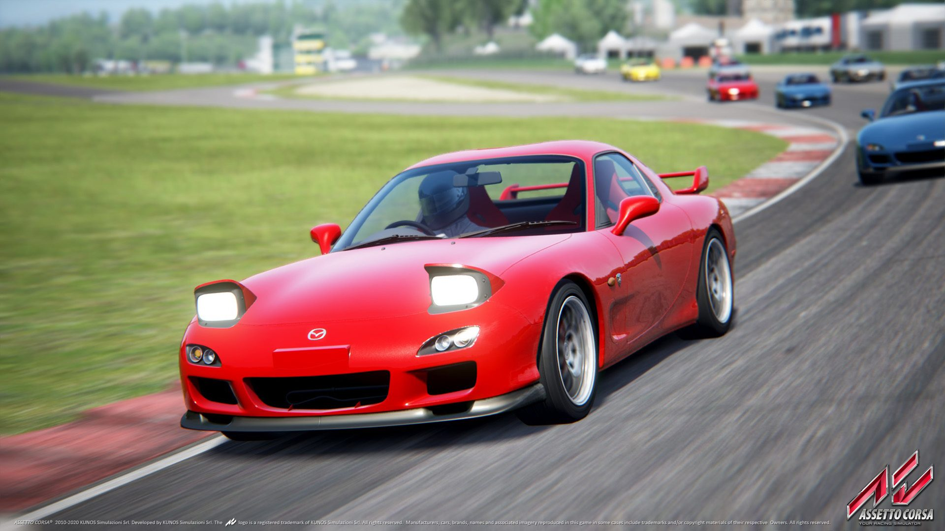 assetto corsa 39 s japanese pack comes to consoles xbox one. Black Bedroom Furniture Sets. Home Design Ideas