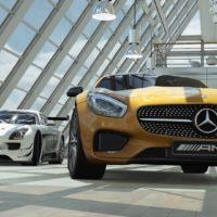 GTSport Mercedes AMG