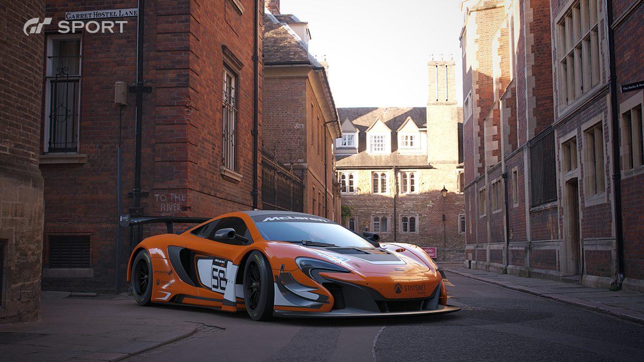 Gran Turismo Sport Car Customization Options