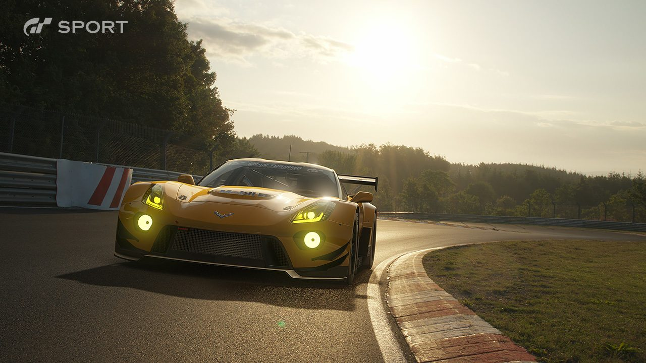 Gt Sport Will Not Feature Dynamic Time Or Weather