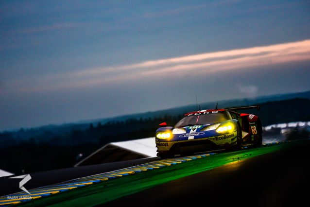 LMGTE Pro winning Ford GT.
