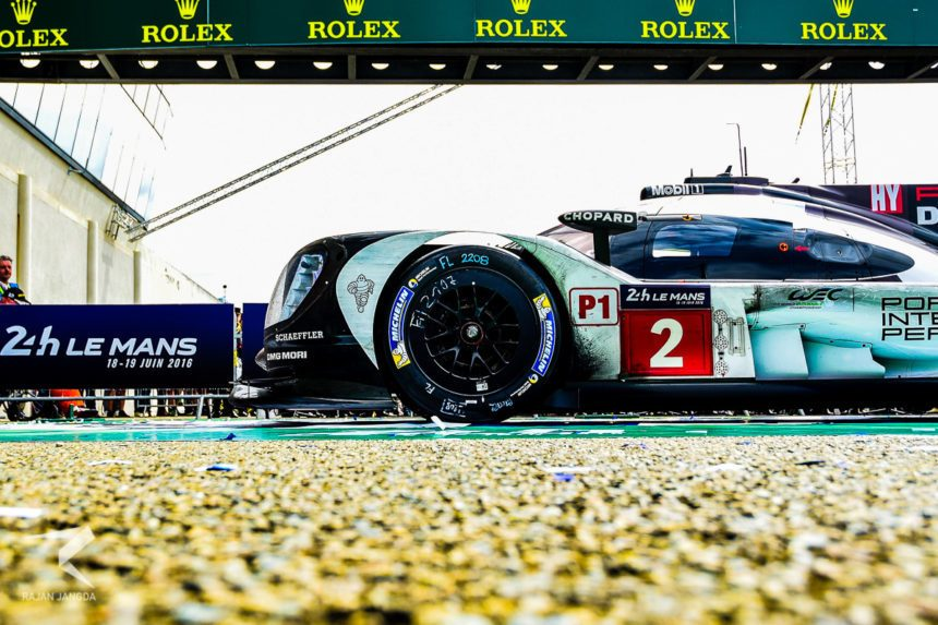 Le Mans  Hours Toyota Last Minutes Failure Hands Victory To Porsche Ford Gt Celebrates Historic Win