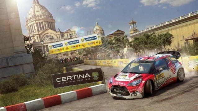 WRC 6 Citroen DS3