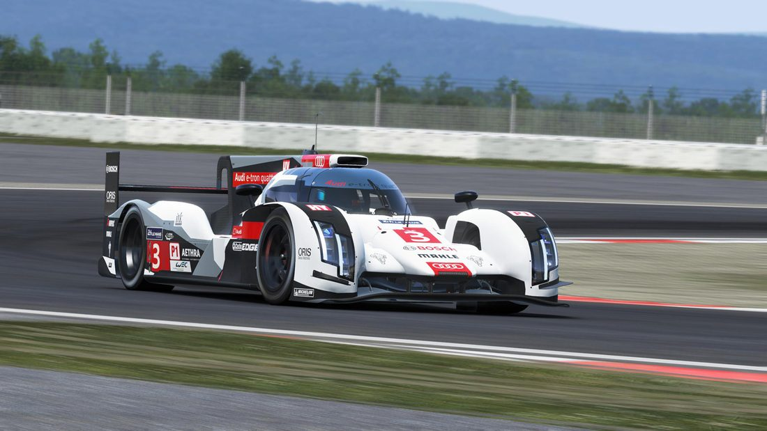 project cars hosts virtual reality 24 minutes of le mans this weekend. Black Bedroom Furniture Sets. Home Design Ideas