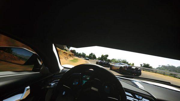 DriveClubVR-Interior