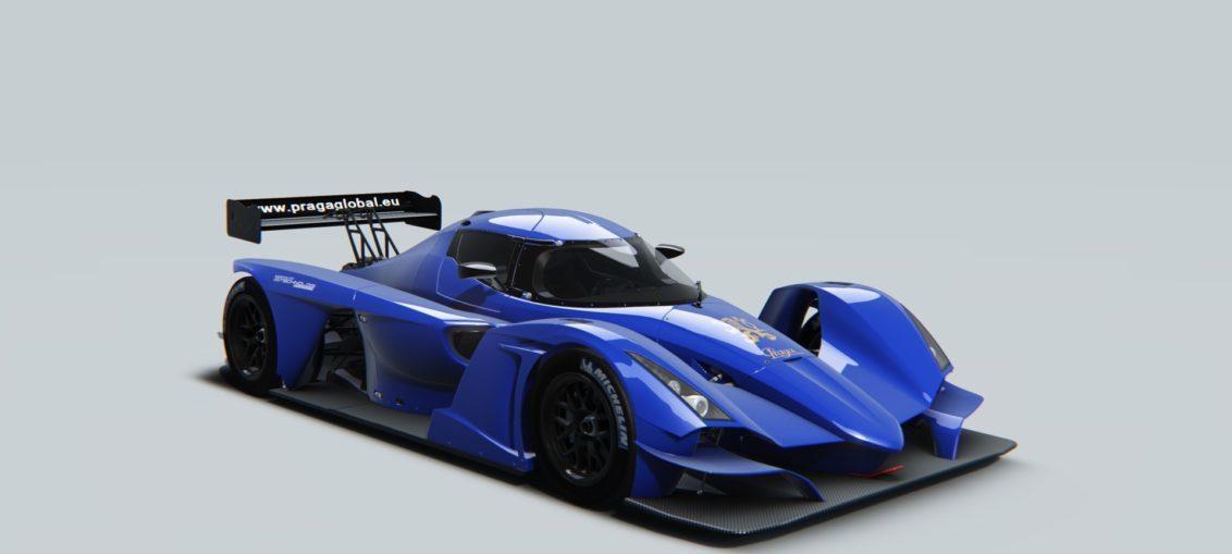 Praga R1 Coming To Assetto Corsa