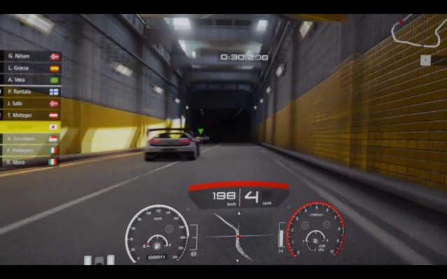 Car Driving Games >> Gran Turismo Sport Shows Off New HUD and Toyota S-FR at ...