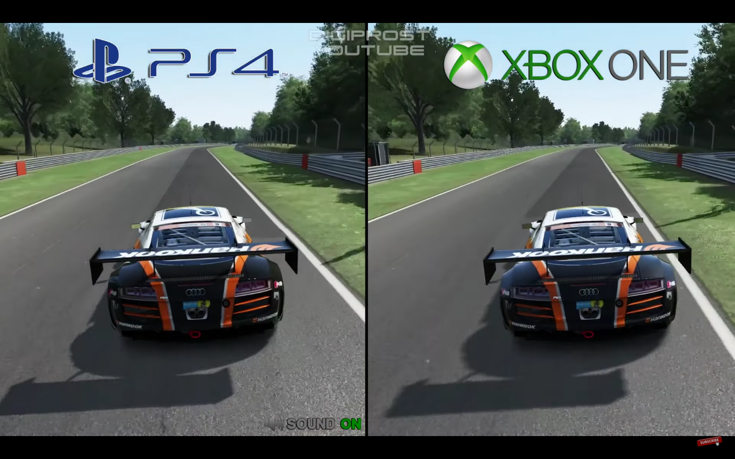 assetto corsa ps4 vs xbox one gameplay comparison. Black Bedroom Furniture Sets. Home Design Ideas