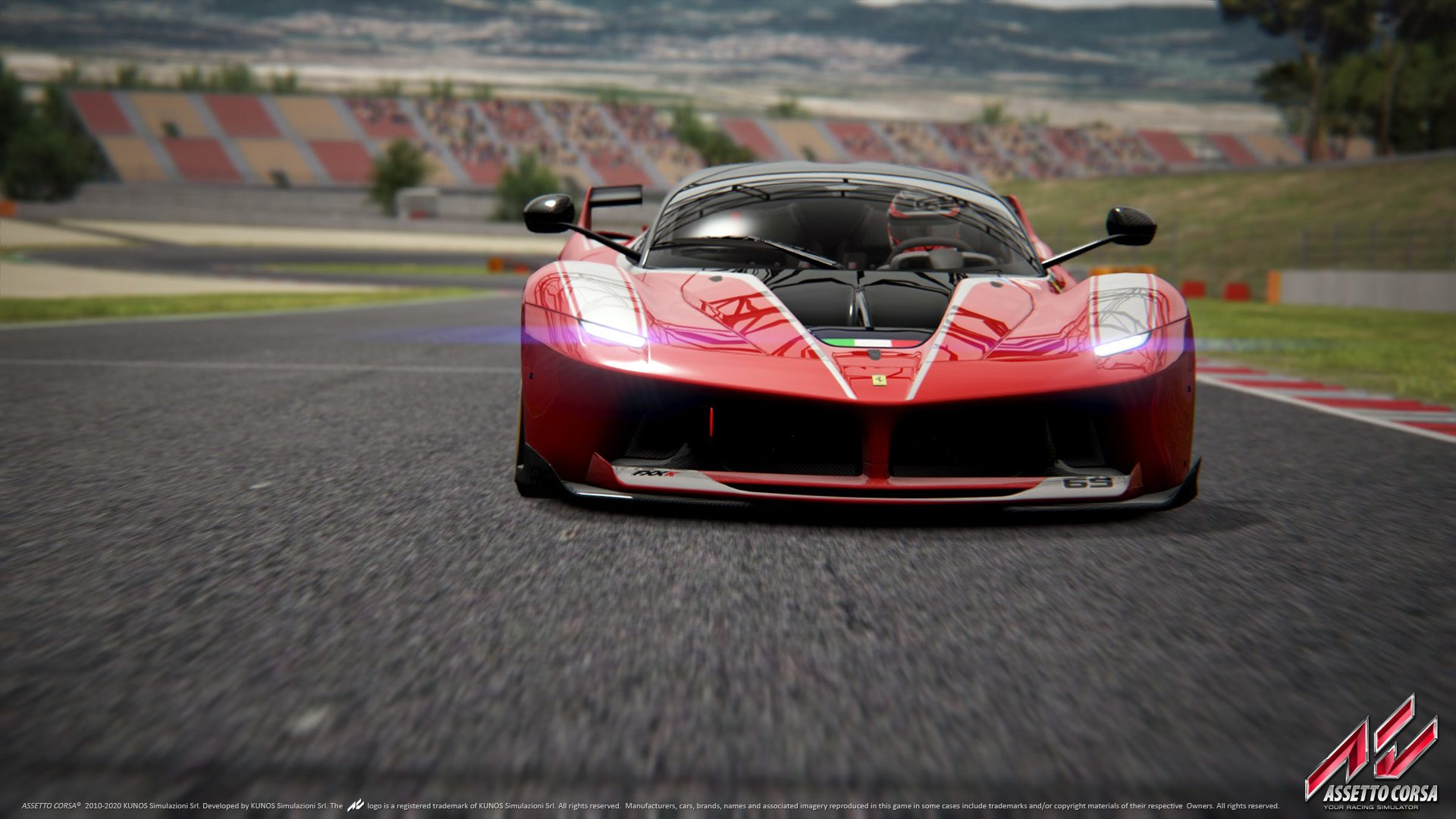historic monza arrives in 1.8 update for assetto corsa on pc