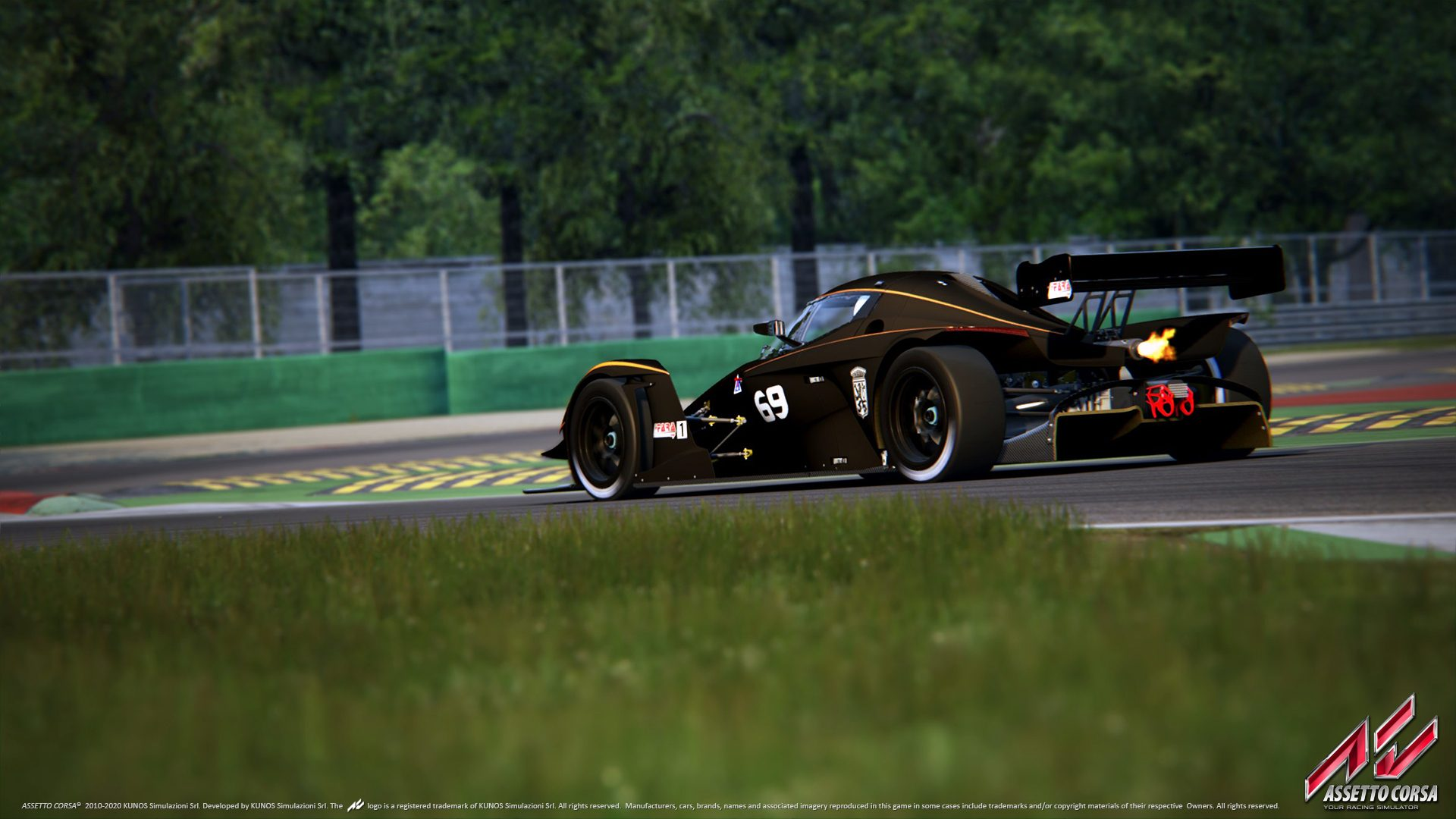 historic monza arrives in 1 8 update for assetto corsa on pc. Black Bedroom Furniture Sets. Home Design Ideas