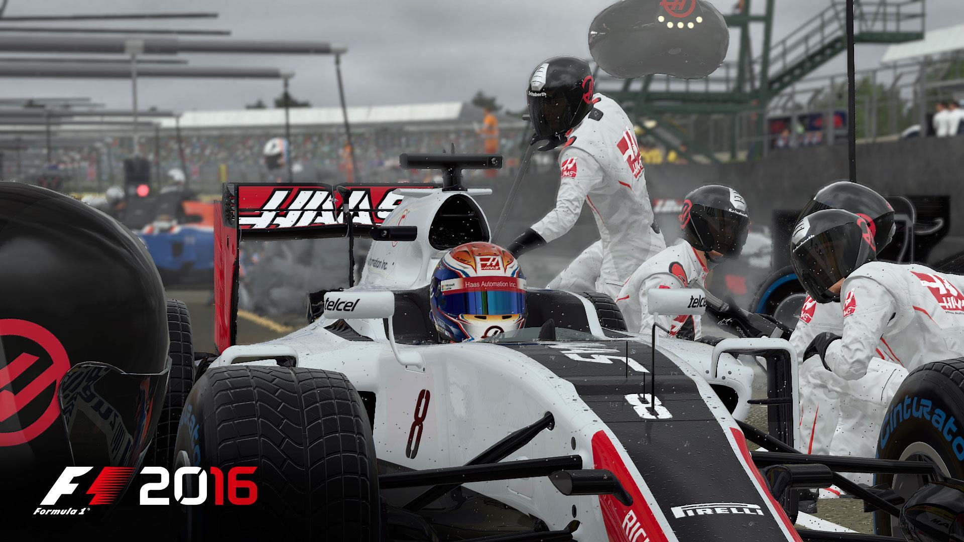 F1 2017 Beta Testing Applications Now Being Accepted On
