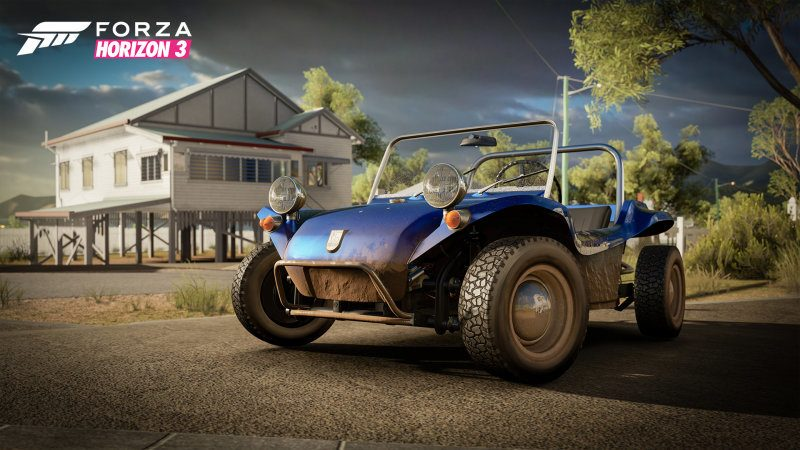 Forza Horizon 3 Adds Meyers Manx Toyota Fj40 Amp More In