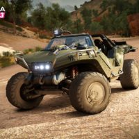 Forza Horizon 4 Could Get a Halo Crossover Showcase Event With the Returning Warthog