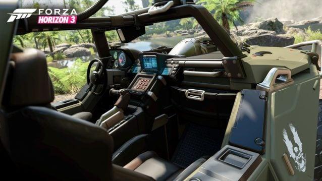 Forza Horizon 3 Halo UNSC M12S Warthog 02