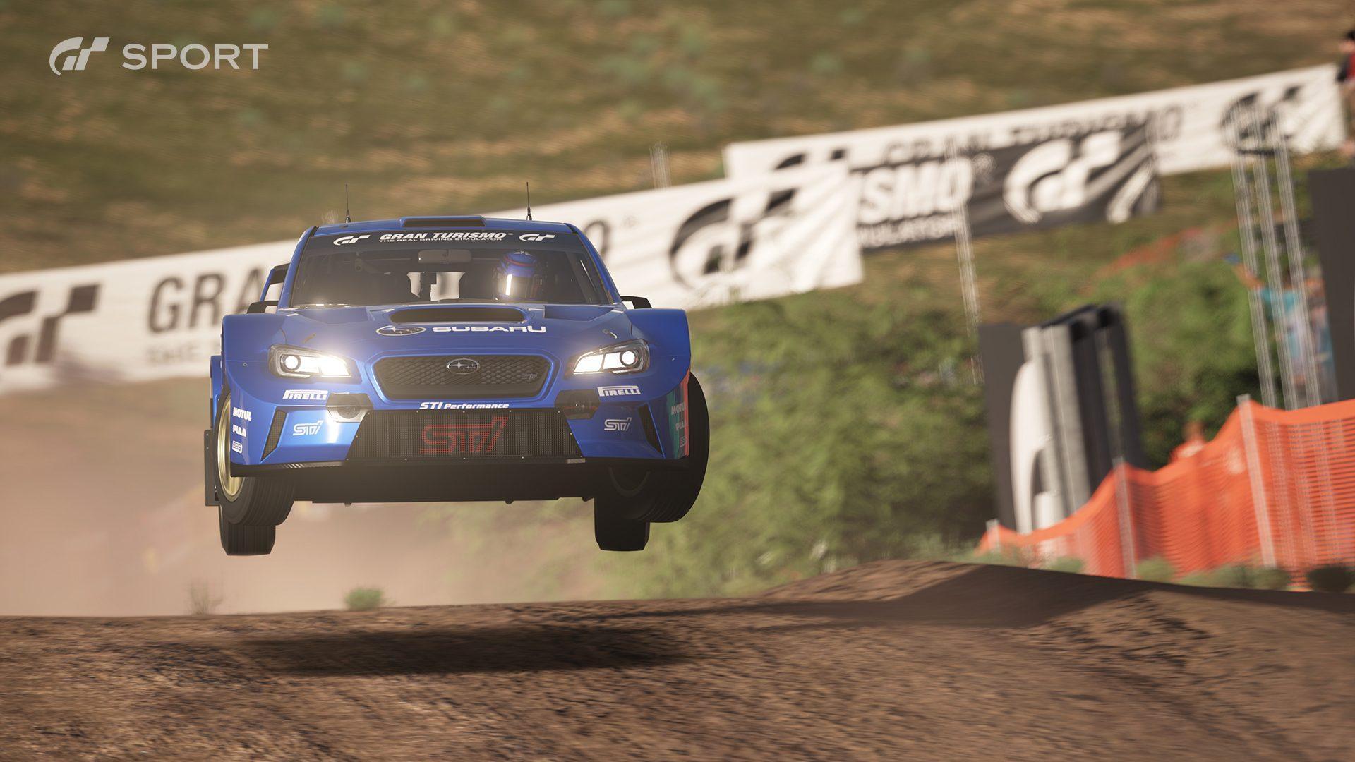 Rally Racing In Gran Turismo Sport Is Actually Really Fun