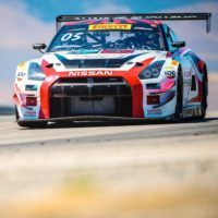 SALT LAKE CITY, Utah (August 15, 2016) – Former Nissan GT Academy winner Bryan Heitkotter stormed to his first overall professional win this weekend – then backed that up to take a clean sweep aboard his Nissan GT-R NISMO GT3 at the Utah Motorsports Campus.
