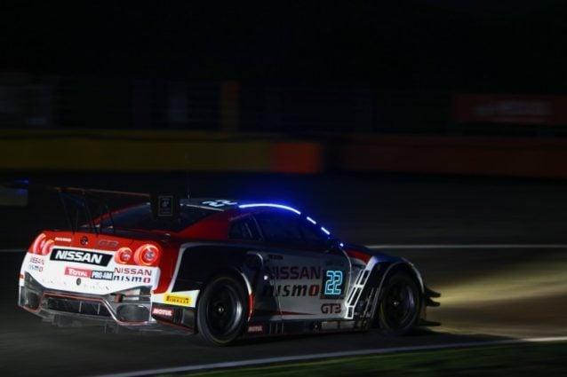 Spa24H_GT-Academy-Nissan-night