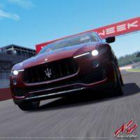 Assetto Corsa Maserati Levante S