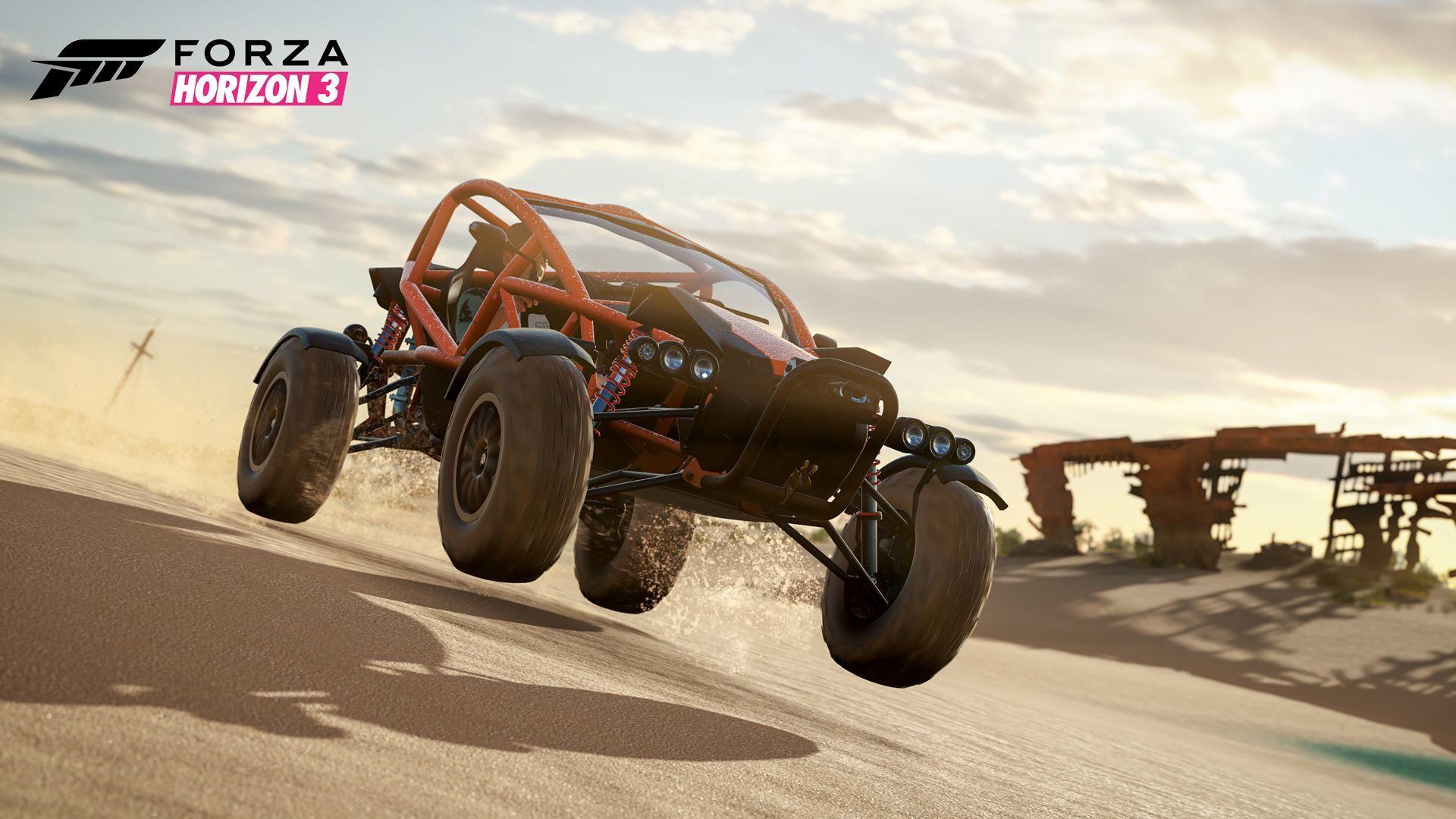 Best Dirt Car In Forza Horizon