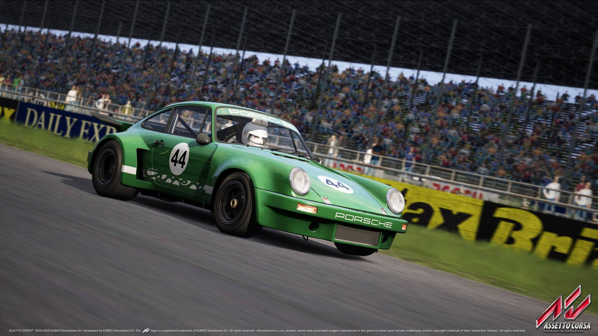 assetto corsa porsche pack volume 1 arrives on ps4 still no known date for xb1. Black Bedroom Furniture Sets. Home Design Ideas