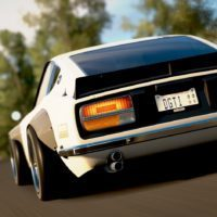 Dylans1o takes the widebody 240Z out for stroll in the Land Down Under.