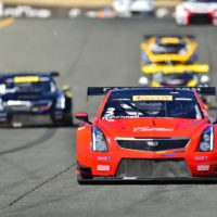 Sonoma, CA - Sep 18, 2016:  The Pirelli World Challenge racers take to the track on Pirelli tires during the Pirelli World Challenge at Grand Prix of Sonoma presented by Cadillac at the Sonoma Raceway in Sonoma, CA.