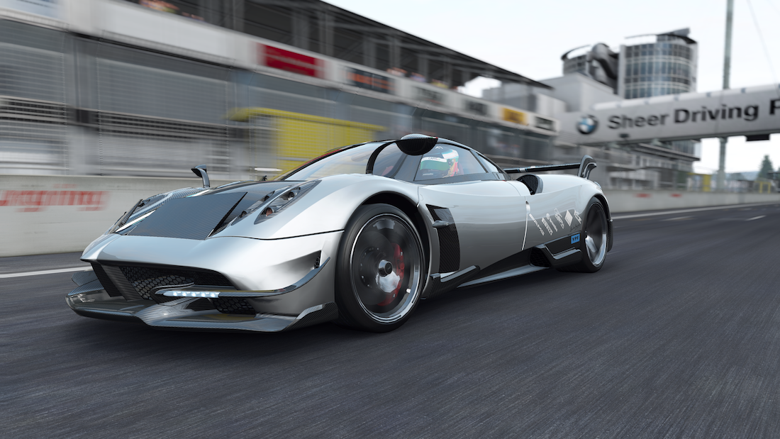 Project CARS Pagani Edition Launches Today on Steam (For Free)