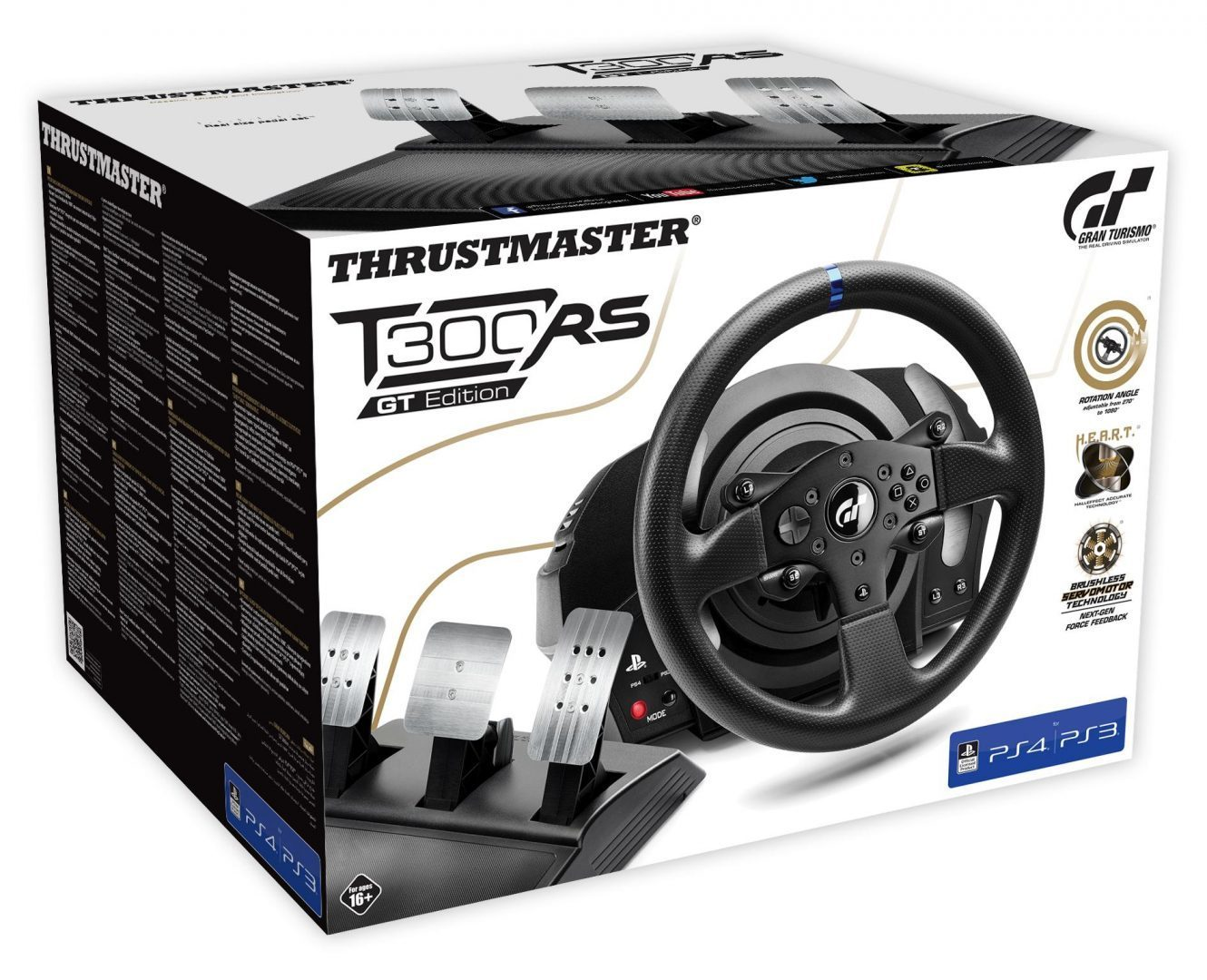 THRUSTMASTER T300 AMAZON ESPAÑA