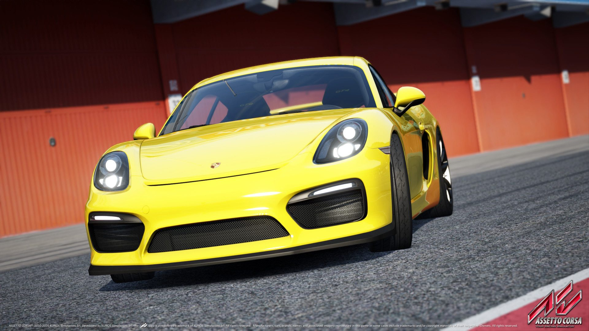 assetto corsa porsche pack 2 lands on pc today volume 1. Black Bedroom Furniture Sets. Home Design Ideas