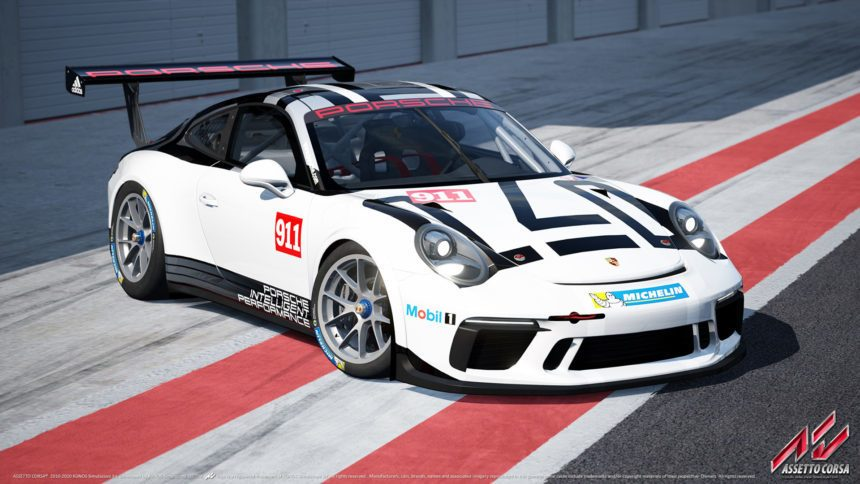 assetto corsa porsche pack 3 and update now available on ps4. Black Bedroom Furniture Sets. Home Design Ideas