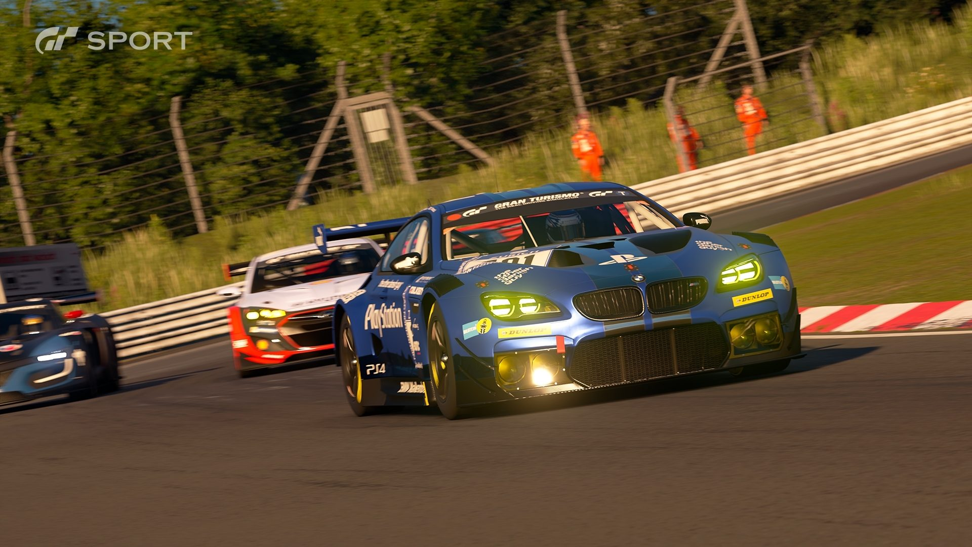 GT Sport Beta Video Blowout: Nürburgring and Brands Hatch Replays