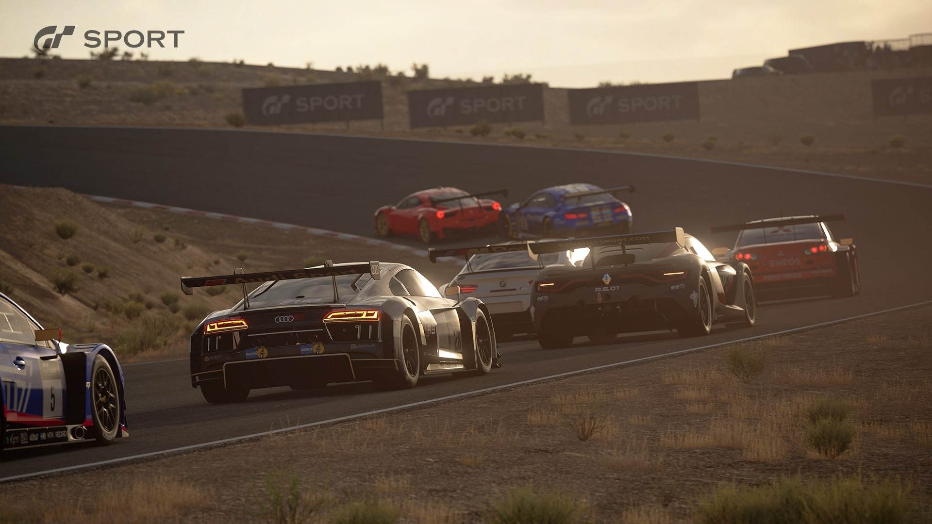 gran turismo sport wallpapers: Direct-Capture GT Sport Footage: Willow Springs Raceway