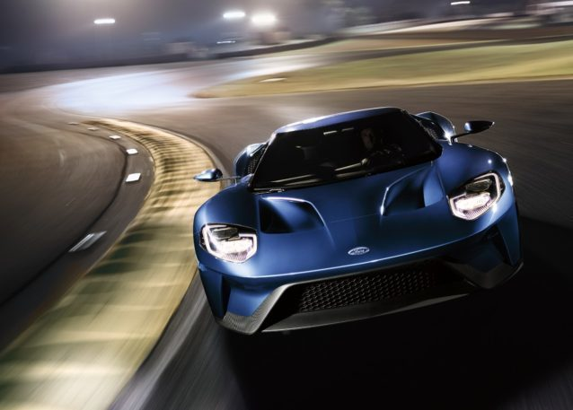 Add To That A Top Speed Of Mph Beating Out The Ferraris Mph And The Mclarens Mph And Its Clear That This New Ford Gt Means Serious Business