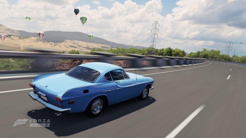 Latest FH3 Barn Find Brings the Volvo 1800E to Australia