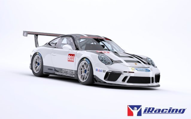Porsche 911 GT3 Cup Now Available in iRacing