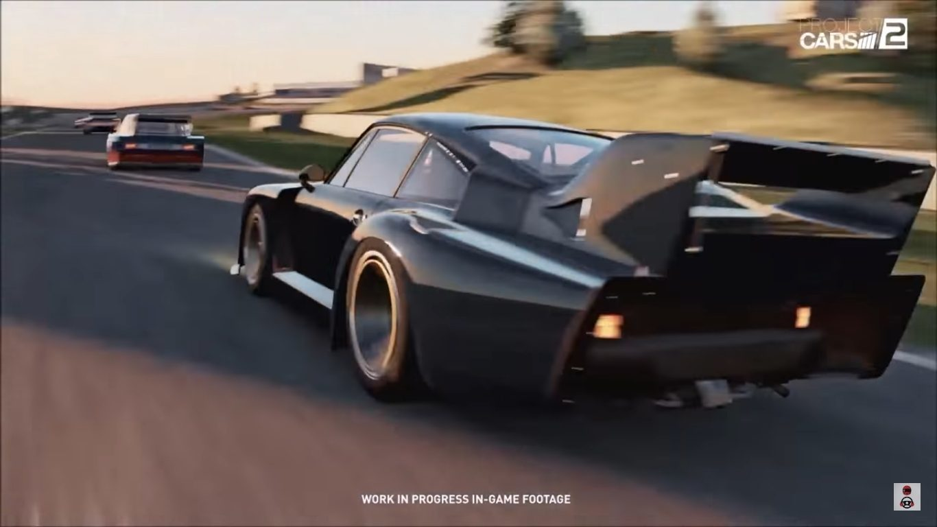 Leaked Project CARS 2 Trailer Reveals Porsche, Rallycross, Trucks & More