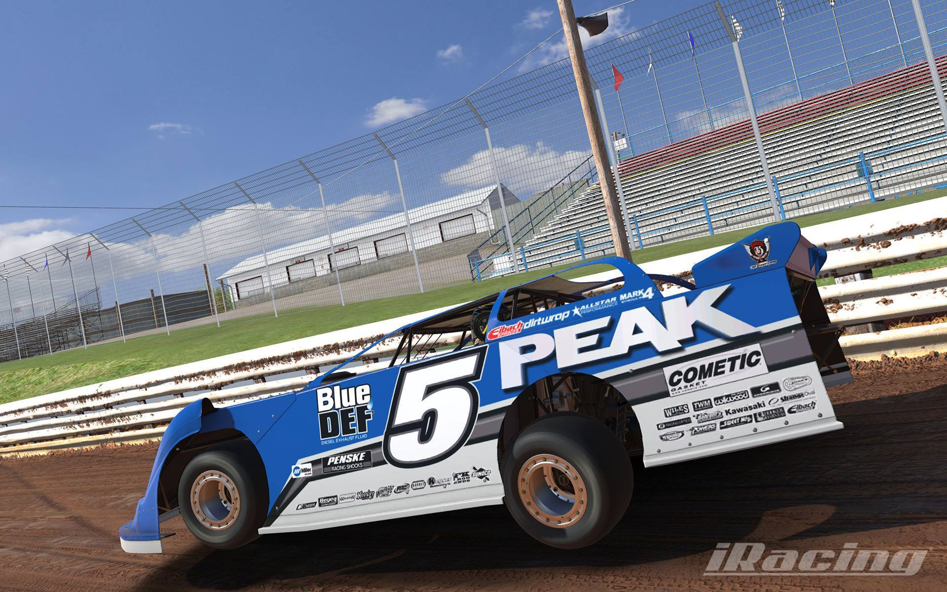 iRacing Teases Dirt Driving in Newest Screenshot