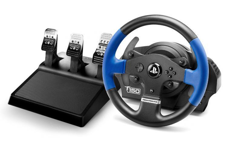 thrustmaster announces t150 pro tmx pro wheels. Black Bedroom Furniture Sets. Home Design Ideas