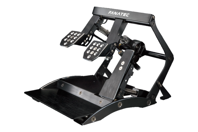 Fanatec Releases Updated Clubsport V3 Pedals With Inverted