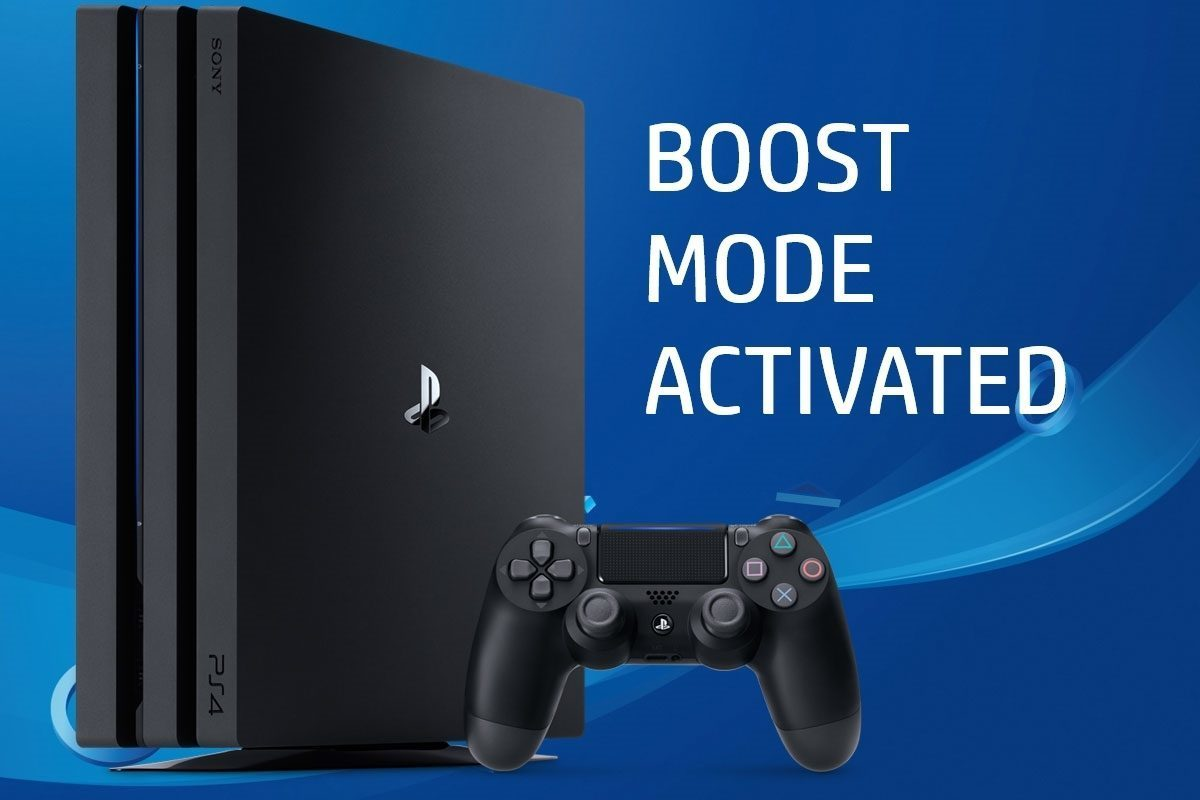 Ps4 Pro Boost Mode Games