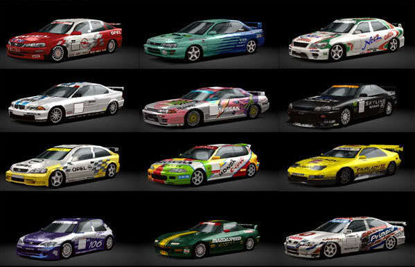 The Weird Wonderful Race Cars Of Gran Turismo