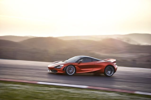 The Brand New Mclaren 720s Is Coming To Project Cars 2