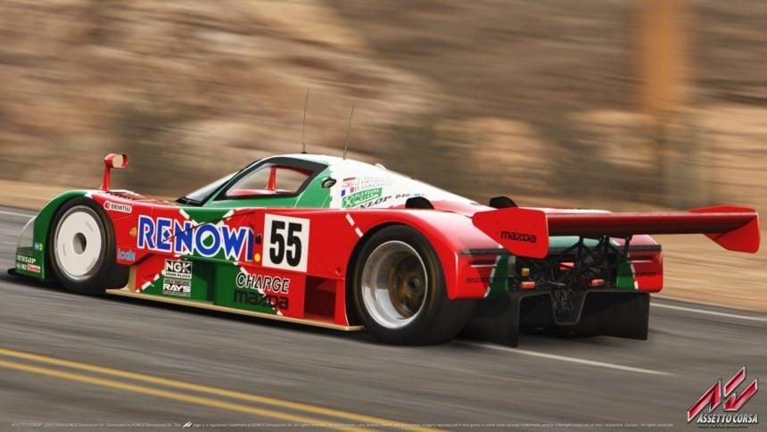 Assetto Corsa Update 1.13 Brings the Mazda 787B, MX-5 NA and Porsche ...