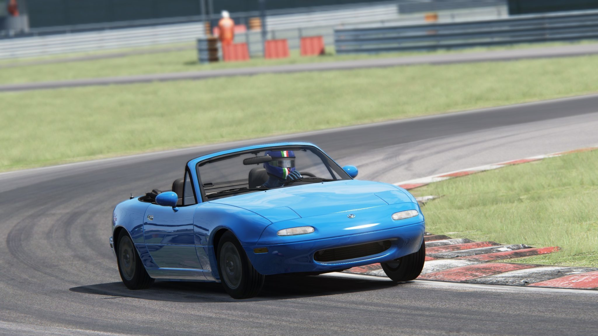 Mazda Rx7 Sport >> Assetto Corsa Gameplay Videos: Mazda 787B & MX-5 Miata NA