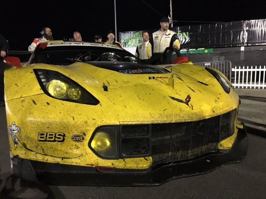Imsa Live Stream >> 2017 12 Hours of Sebring: Dominance by Cadillac Continues