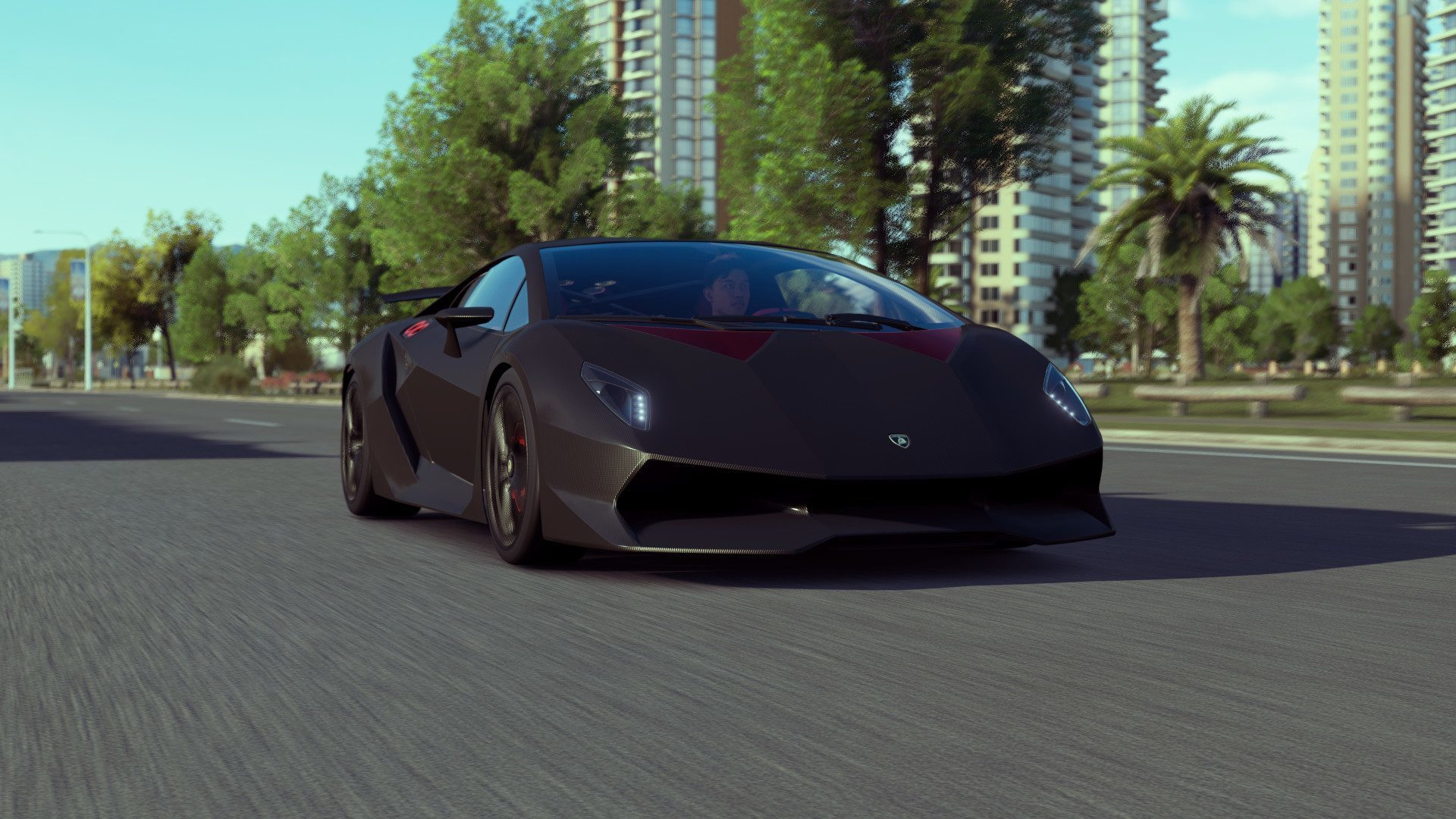 The Lamborghini Sesto Elemento Returns To Forza In A Foolery Filled Forzathon